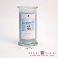 Happy Baby Shower (Boy) | Jewelry Greeting Candles