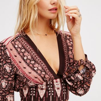 Free People Jaipur Printed Set