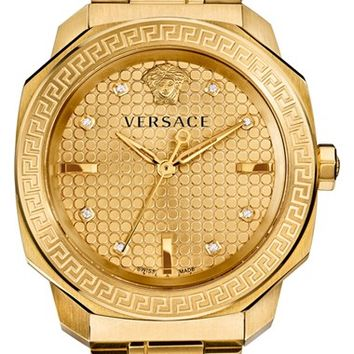 Women's Versace 'Dylos' Bracelet Watch, 35mm