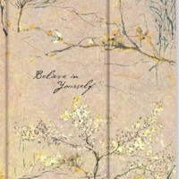 Believe in Yourself Journal. Let the Uplifting Words and Lovely Design of This Unique Journal Further Your Writing Journey! 160 Pages