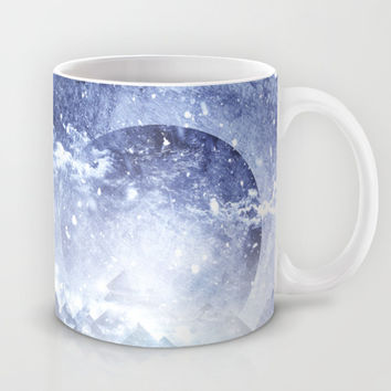 Even mountains get cold Mug by HappyMelvin