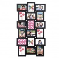 18 Opening Collage Picture Frame - Adeco - PF0486