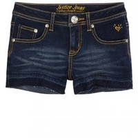 Let Out Hem Denim Shorts | Shorties 2½  Inseam | Shorts | Shop Justice
