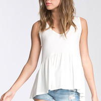 Bayley Tunic Top