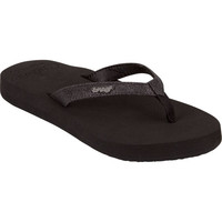 Reef Star Cushion Womens Sandals Black  In Sizes