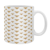 Allyson Johnson Glitter Triangles Coffee Mug