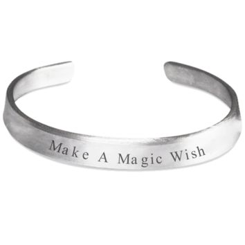 Make A Magic Wish Spirituality Happiness Bracelet Affordable Unique Pegan Witchcraft  Religion Spirituality New Age Religion Occult Paranormal Jewelry