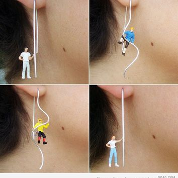 9GAG - Hanging Earrings
