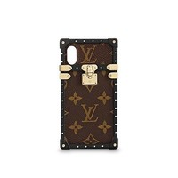 Products by Louis Vuitton: Eye Trunk for iPhone X