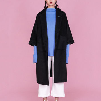 LLANO Candy Cocoon Coat