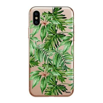 The Tropics - iPhone Clear Case