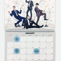 The Try Guys 2018 Calendar