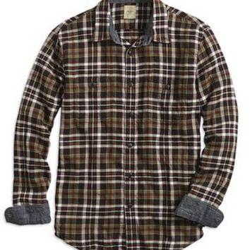 Dockers Wrinkle Twill Shirt - Sherwood - Men's