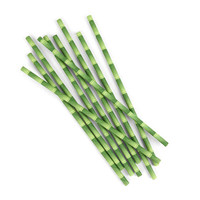 Kikkerland Design Inc   » Products  » Paper Straws Bamboo Box of 144