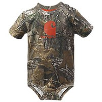 NEW Carhartt Camo Bodysuit for Baby Boys