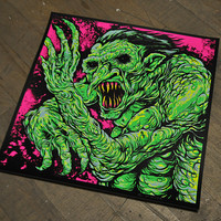 """Troll"" Screen Print – The Art of Skinner"