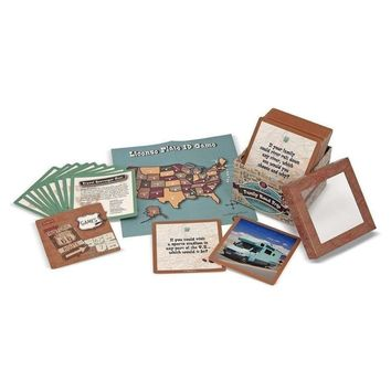 Melissa & Doug Family Road Trip Box of Questions- 8years+