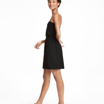 H&M Strapless Jersey Dress $9.99