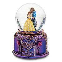 Beauty and the Beast: The Broadway Musical - Snow Globe
