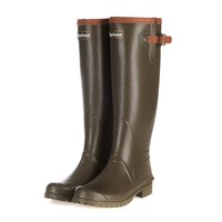 Blyth Wellington Boots in Olive by Barbour - FINAL SALE