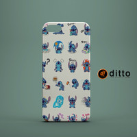 STITCH EMOJIS Design Custom Case by ditto! for iPhone 6 6 Plus iPhone 5 5s 5c iPhone 4 4s Samsung Galaxy s3 s4 & s5 and Note 2 3 4