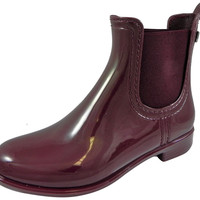 Igor Girl's 10122 Bordeaux Urban Rain Boot