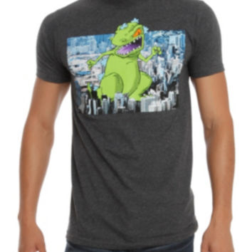 Rugrats Reptar City T-Shirt
