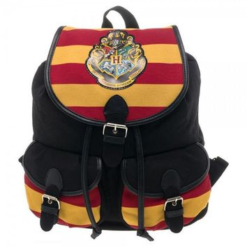 New Harry Potter Bag Hogwarts Knapsack Backpack 12 x 16in