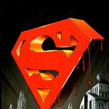 Superman: Doomsday 11x17 Movie Poster (2007)