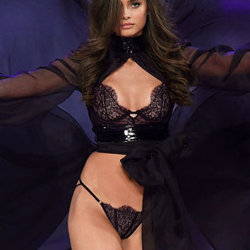 The Cropped Bustier Uplift - Dream Angels Wicked - Victoria's Secret