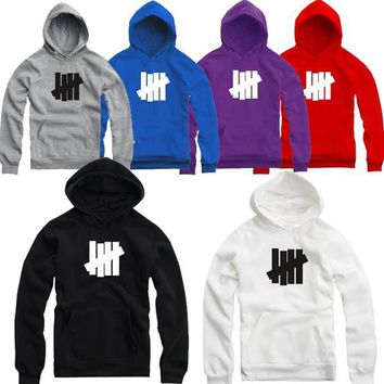 Cotton Sports Undefeated Hoodies