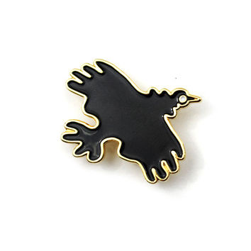 Vulture Lapel Pin (Limited Edition)