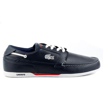 Lacoste Dreyfus Moccasin Loafer Boat Shoe - Mens