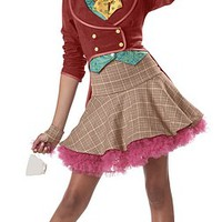The Mad Hatter Girl Costume