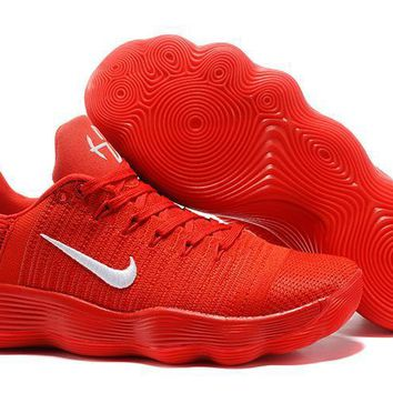 Nike Mens Hyperdunk Low 2017 Tb Chinese Red Basketball Shoes | Best Deal Online