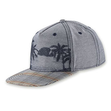 PISTIL Designs Men's Boardwalk Hat, Gray, One Size