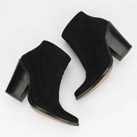 Jeffrey Campbell 2606 Ki Ankle Boot- Black