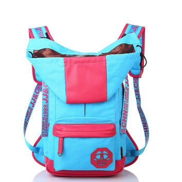 On Sale Comfort Hot Deal College Back To School Design Hats Big Capacity Pc Stylish Casual Backpack [6304974980]