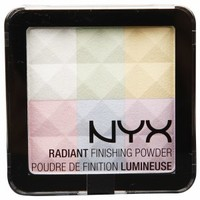NYX Radiant Finishing Powder, Brighten