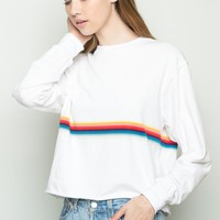 Acacia Rainbow Top - Just In
