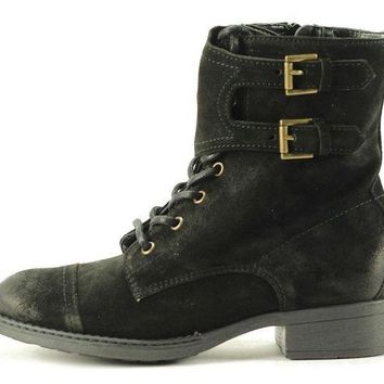 DCCKLP2 Seychelles for Women: Against the Clock Black Boots