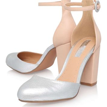 **Alice Nude High Heel Sandal by Miss KG - Shoes