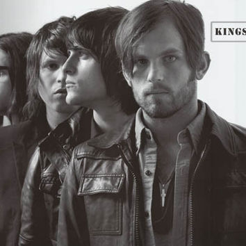Kings of Leon Band Poster 24x36