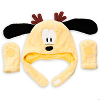 Pluto Holiday Hat and Mittens Set for Baby | Disney Store