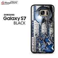 Dallas Cowboys For Samsung Galaxy S7 Case