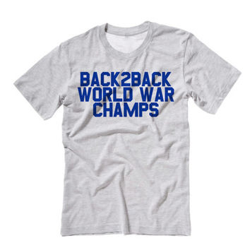 Back 2 Back World War Champs Fourth of July Shirt | 4th of July Patriotic T-Shirt American Flag Tank Top | Back2Back WW Champions World War