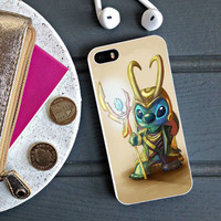 Loki Stitches Design iPhone 5S Case Sintawaty.com