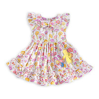 Winnie the Pooh Ruffle Dress for Baby