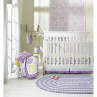 Circo™ 4pc Crib Bedding Set - Purple Medallion : Target