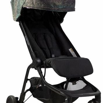 Mountain Buggy Nano V2 Lightweight Compact Fold Baby Travel Stroller Year of Dog